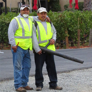 Javier of Leal-Landscaping Napa CA